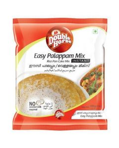 Doubles Horse Easy Palappam Mix  - 1kg + 200g  free